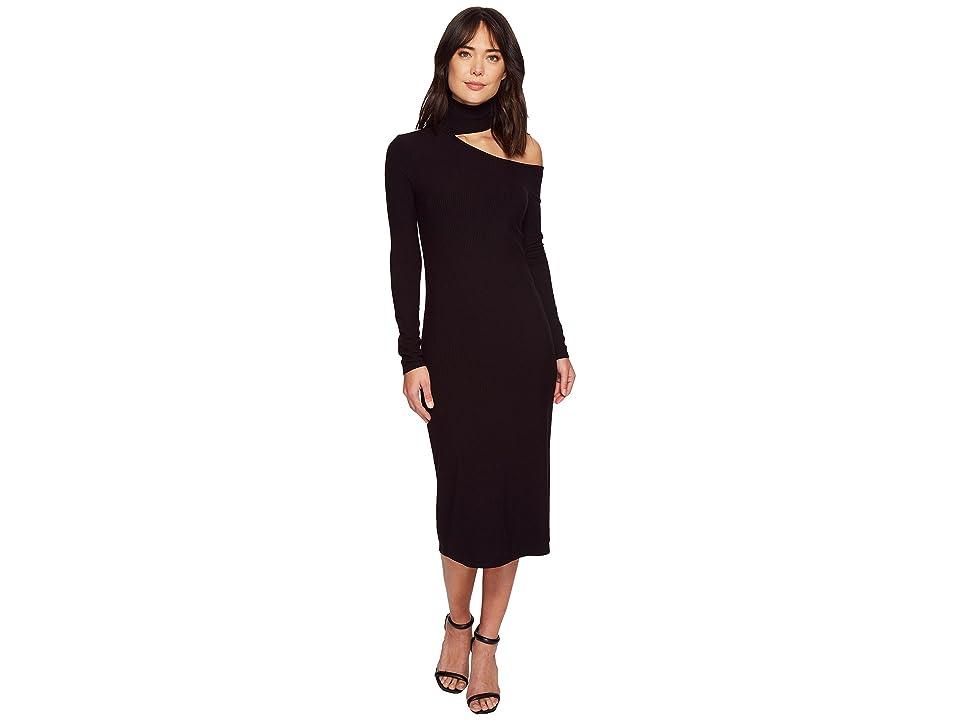 Paige Faith Dress (Black) Women