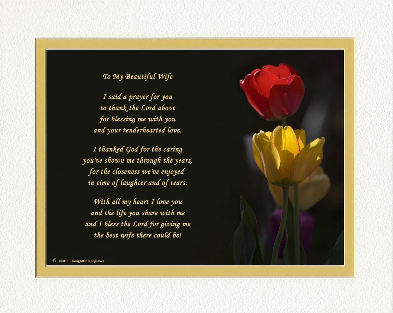 Are wife you poem my 21 Romantic