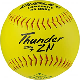 Dudley ASA Thunder Hycon Zn Comp Slow Pitch 12