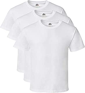 Alstyle AAA Men's Crew Neck Short Sleeve T-Shirt 3-Pack (Small~6XL)