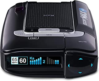 ESCORT MAX360 Laser Radar Detector - GPS, Directional Alerts, Dual Antenna Front and Rear, Bluetooth Connectivity, Voice A...