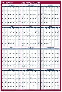 AT-A-GLANCE 2020 Wall Calendar, 48