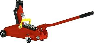 エマーソン 油圧式フロアジャッキ2t EM-501 SG規格適合 1年保証 軽自動車~コンパクトにおすすめ EMERSON EM501