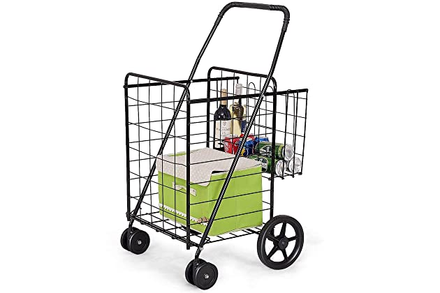 Best shopping carts for groceries | Amazon.com