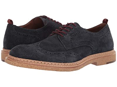 J&M EST. 1850 Pearce Wingtip (Navy) Men
