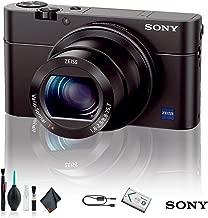 Best sony dscrx100m4 advanced digital compact premium 4k camera Reviews