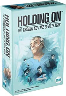 holding on game