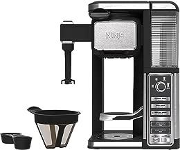 Ninja CF110 Coffee Bar Black/Silver (Renewed)