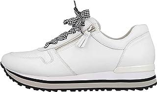 Gabor 26.448 damessneakers, lage schoenen, veterschoenen, sportieve, vrijetijdsschoenen, comfortabele extra brede Optifit-...