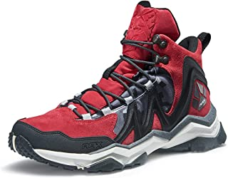 Men's Peak Wolf Waterproof Hiking Boot Lightweight Backpacking Shoe