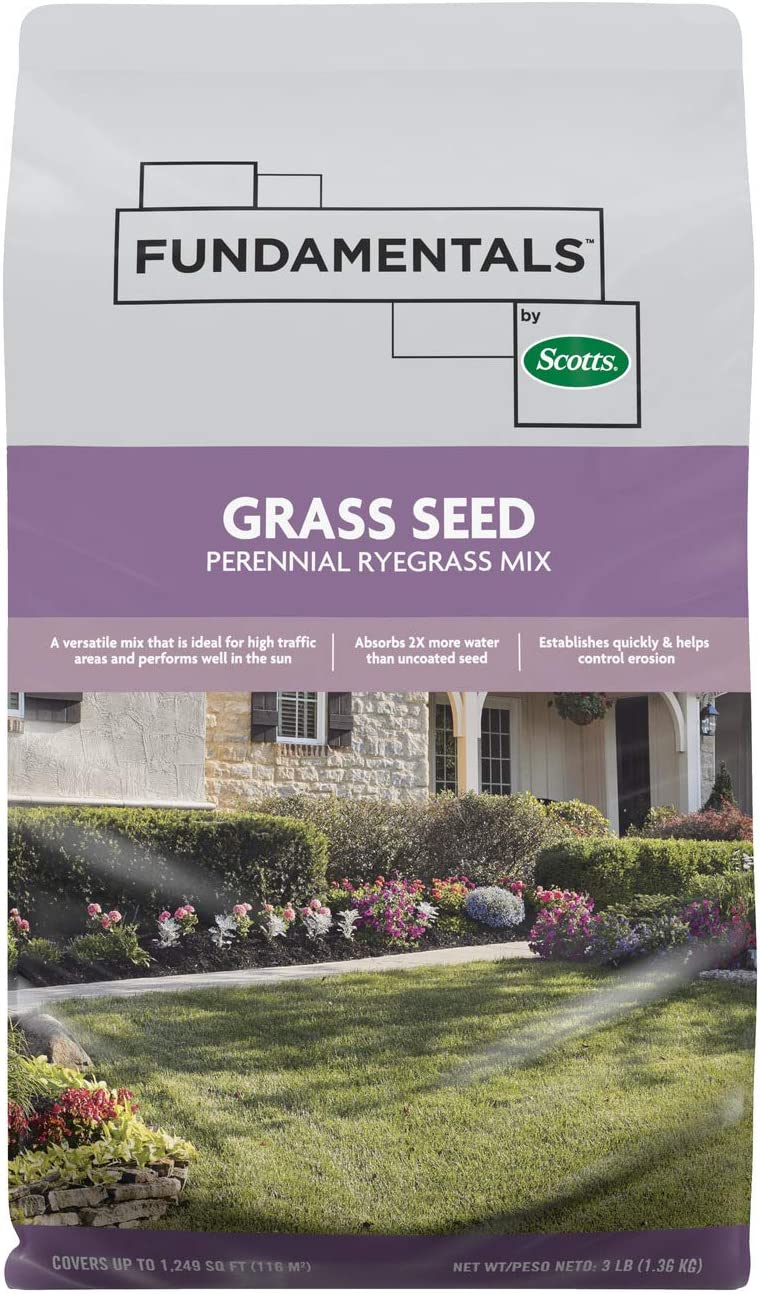 Fundamentals New life by Houston Mall Scotts Grass Seed Up Ryegrass Perennial Mix: to