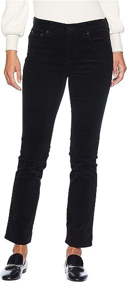 Petite Premier Corduroy Straight Skinny Pants