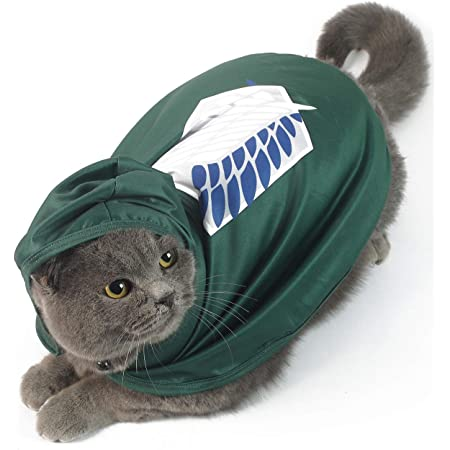 Impoosy Cat Costume Small Dog Costume Funny Pet Clothes Cute Apparel Puppy Shirts
