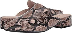 Amphora Exotic Snake Print Leather