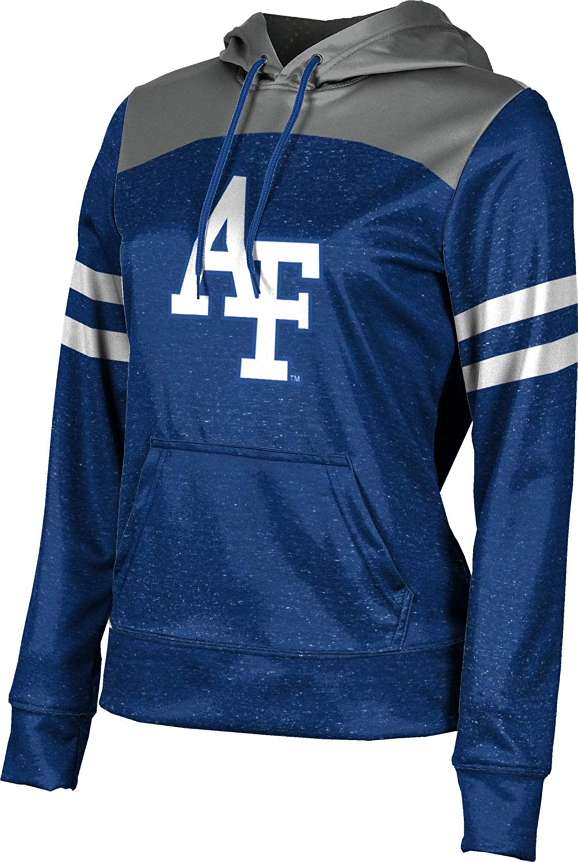 ProSphere U.S. Air Force Academy Girls' Pullover Hoodie, School Spirit Sweatshirt (Gameday)