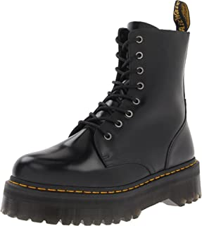 Dr. Martens, Jadon 8-Eye Platform Boot in pelle per uomo e donna