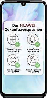 "HUAWEI 51093NNL 128 GB 6.15"" P30 Smartphone med SD Kort, Tysk, Svart"
