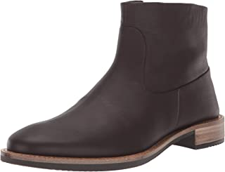 ECCO Women's Sartorelle 25 Ankle Boot, Coffee, 41 M EU (10-10.5 US)
