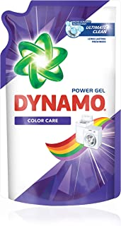 Dynamo Power Gel Laundry Detergent Refill, Color Care, 1.44kg