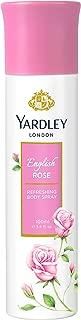 Yardley London English Rose Refreshing Body Spray