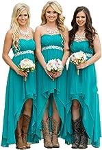 Amazon Com Turquoise Bridesmaids Dresses