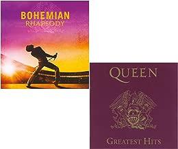 Bohemian Rhapsody (OST) - Greatest Hits - Queen 2 CD Album Bundling