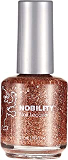 Gel Polish Nail Lacquer Nude nail polish collection Lechat Nobility Nail Polish Tiger Lily NBNL183