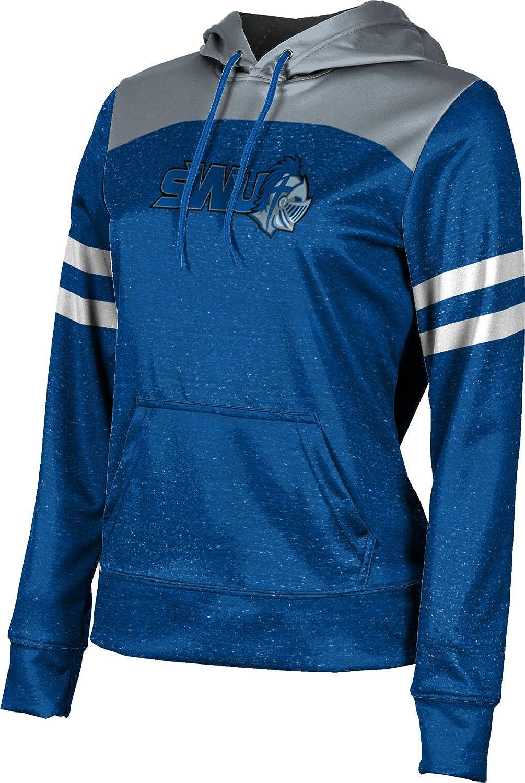 ProSphere Southern Wesleyan University Girls' Pullover Hoodie, School Spirit Sweatshirt (Gameday)