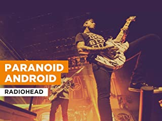 Paranoid Android in the Style of Radiohead
