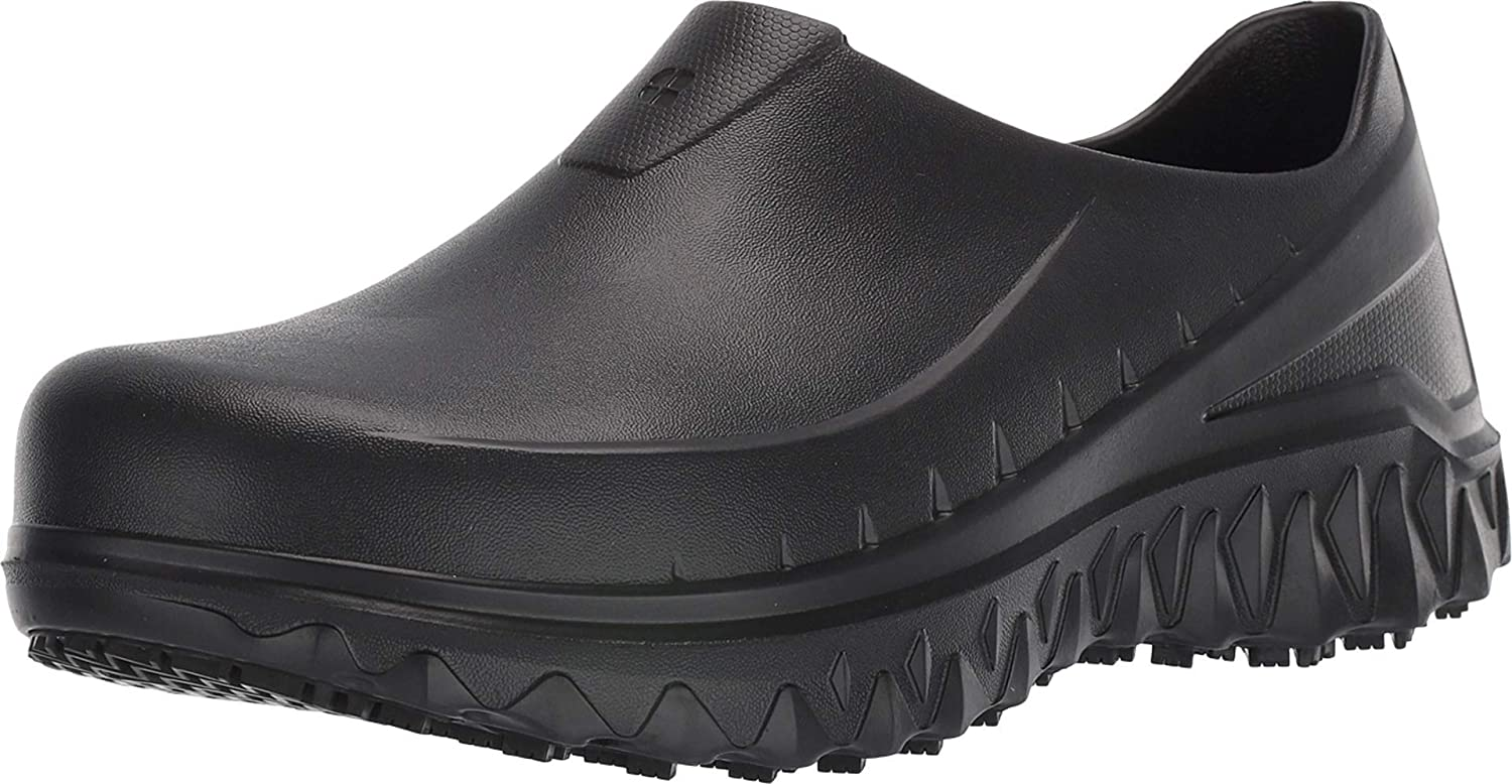 Shoes for Crews Bloodstone Men's Food Service Daily bargain sale Wo Resistant Slip Deluxe