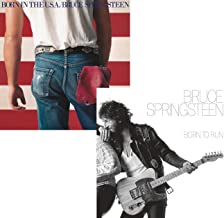 Born To Run - Born In The Usa - Bruce Springsteen - 2 LP Vinyl Bundling