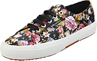 Superga 2750 Flowery Womens Fashion Trainers