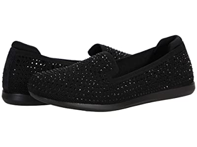 Clarks Carly Dream (Black Knit/Sparkles) Women