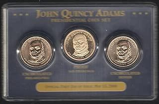 2008 Various Mint Marks John Quincy Adams Presidential Proof