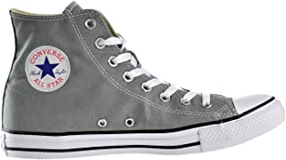 Converse Mens Unisex Chuck Taylor All Star Hi Top Fashion Sneaker Shoe, Camo Green, 8.5