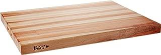 John Boos Block RA06 Maple Wood Edge Grain Reversible Cutting Board, 30 Inches x 23 Inches x 2.25 Inches