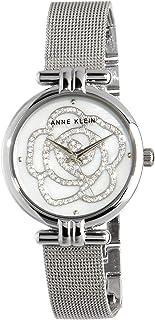Anne Klein AK/N3103MPSV Analog Quartz Silver Watch