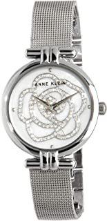 Anne Klein AK/N3103MPSV Analog Quartz Silver Watch