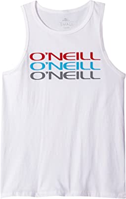 O'Neill Kids - Decades Tank Top Screens Imprint (Big Kids)