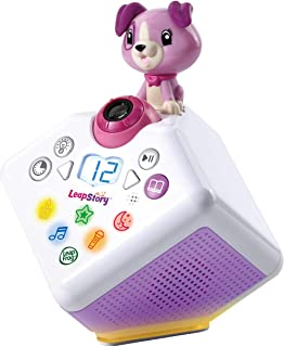 LeapFrog Leapstory (Pink) Listen and Visualise Musical Baby Toy, Toddler Toy with Sounds, Shapes, Poems & Stories, Interac...