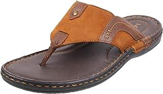 Metro Men's Leather Thong Sandals