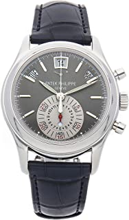 Patek Philippe Complications Mechanical (Automatic) Grey Dial Mens Watch 5960P-001 (Certified Pre-Owned)