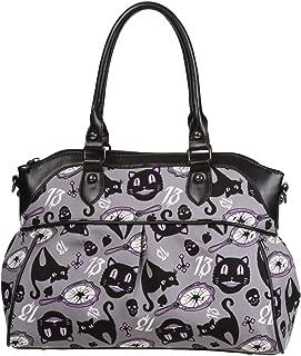 Cut Loose Alternative Retro Cat Handbag