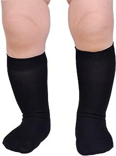 Unisex-Baby Seamless Soft Nylon Knee High Socks,Newborn/Infant/Toddler