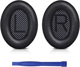Professional Bose QC35 Ear Pads Cushions Replacement - Earpads Compatible with Bose QuietComfort 35 (QC35) and Quiet Comfo...