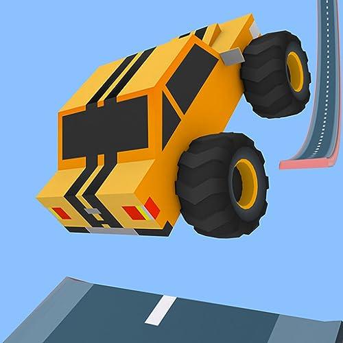 Unmöglich Tracks Stunt Ramp Auto Fahrsimulator