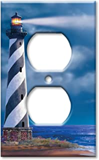 Outlet Cover Wall Plate - Cape Hatteras