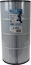 Unicel C-9699 Replacement Filter Cartridge for 100 Square Foot Jacuzzi CFR-100