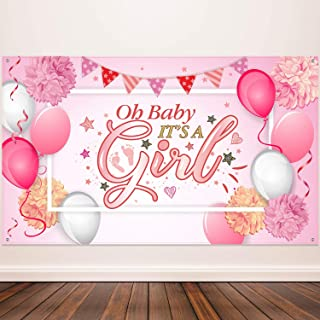 Best baby shower posters for a girl Reviews