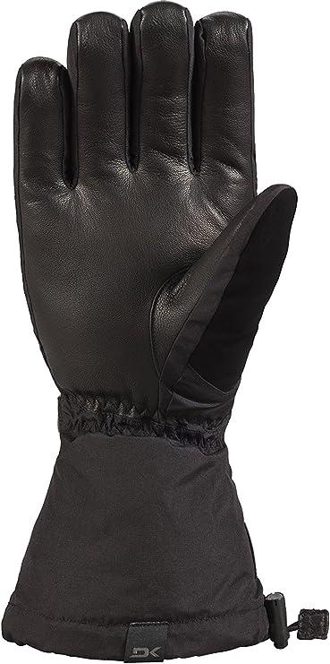 Dakine Leather Titan Goretex Gloves Grau T27930// Skihandschuhe Mann Grau Dakine